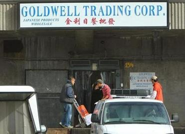 Goldwell Trading Corp. marketed escolar to restaurants as more expensive white tuna.